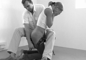 image from SchoolGirl Spankings via Naughty Girls Made to Blush