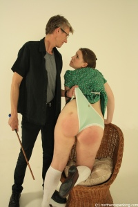 image from Northern Spanking via Bad Girls Need Good Spankings